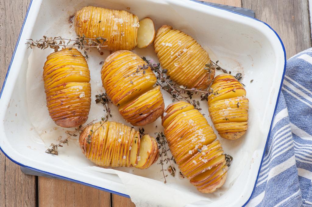 Gebackene Paleo Kartoffeln